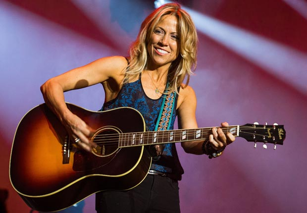 Singer Sheryl Crow, 50-plus celebrity
