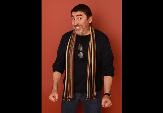 Alfred Molina turns 60 on May 24