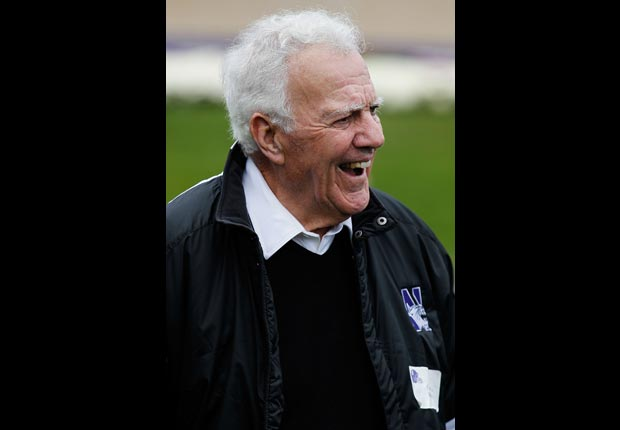 Ara Parseghian turns 90 on May 21