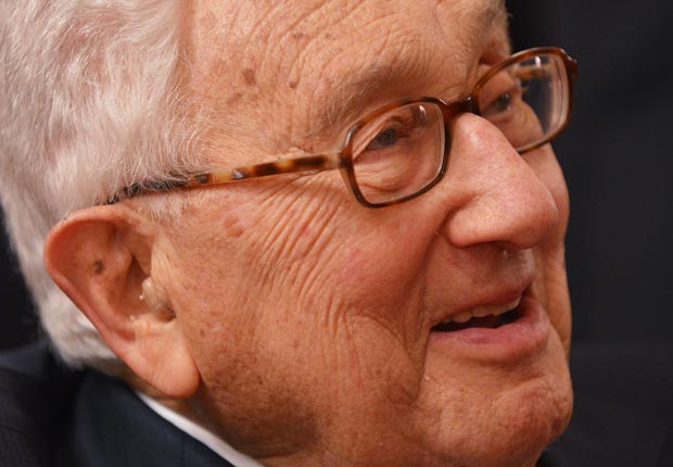 Henry Kissinger turns 90 on May 27