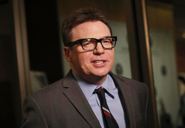 Mike Myers turns 50 on May 25