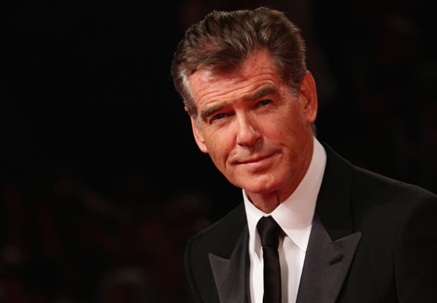 Pierce Brosnan turns 60 on May 16