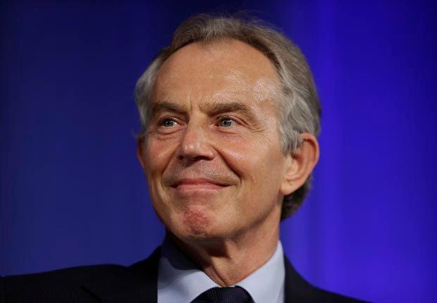 Tony Blair cumple 60 años en Mayo 6, 2013 - Celebridades que cumplen en mayo.
