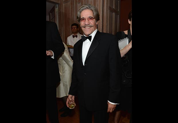 Media personality Geraldo Rivera (Dimitrios Kambouris/WireImage/Getty Images)
