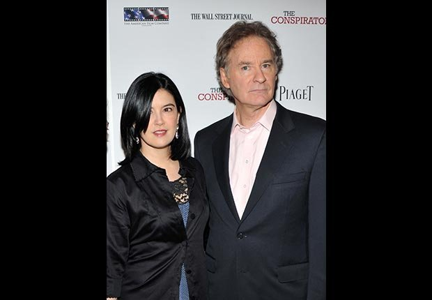 Actors Phoebe Cates and Kevin Kline (Stephen Lovekin/Getty Images)