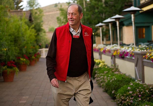 Former Senator Bill Bradley (David Paul Morris/Bloomberg/Getty Images)
