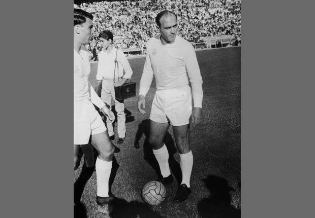 Alfredo di Stefano - Grandes jugadores del fútbol mundial
