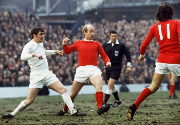 Bobby Charlton - Grandes jugadores del fútbol mundial
