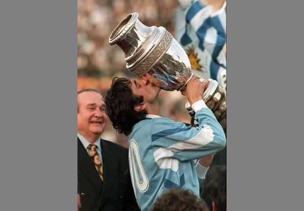 Enzo Francescoli - Grandes jugadores del fútbol mundial