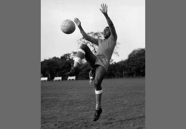 Eusebio - Grandes jugadores del fútbol mundial