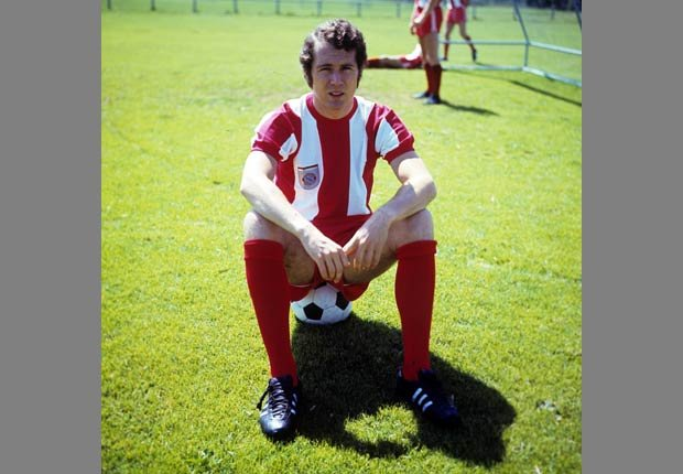 Franz Beckenbauer - Grandes jugadores del fútbol mundial