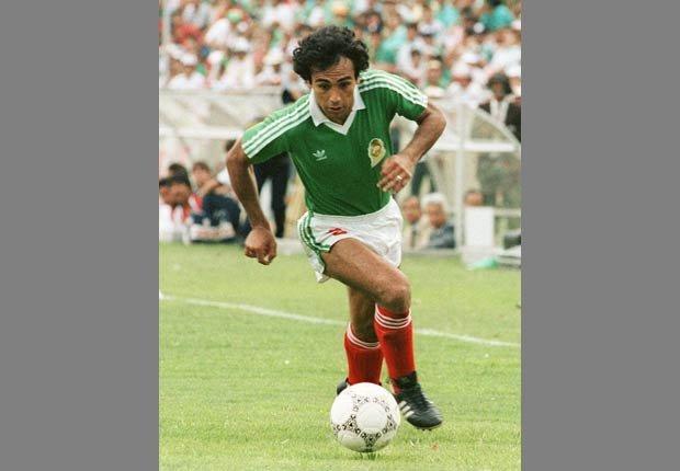 Hugo Sánchez - Grandes jugadores del fútbol mundial