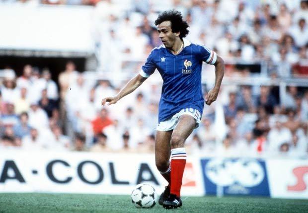 Michel Platini - Grandes jugadores del fútbol mundial