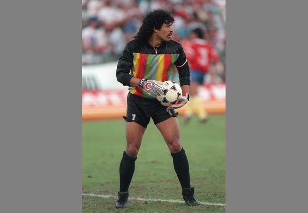 René Higuita - Grandes jugadores del fútbol mundial