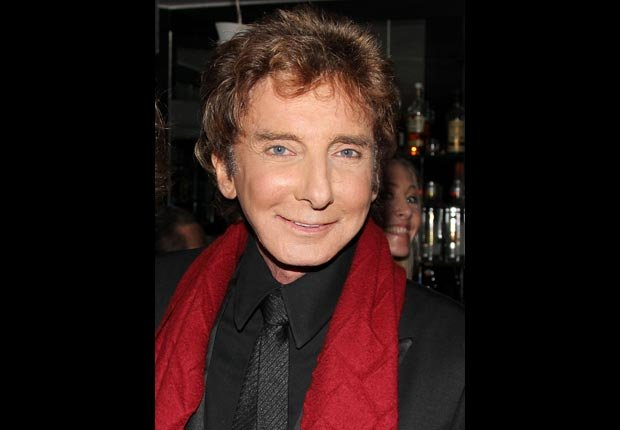 Singer Barry Manilow (Bruce Glikas/FilmMagic/Getty Images)