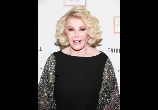 Comedian Joan Rivers (Charles Eshelman/FilmMagic/Getty Images)