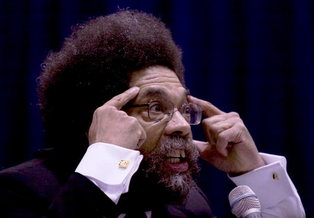 Dr. Cornel West, Philosopher (Bryant Hawkins/The Vicksburg Post/AP Images)