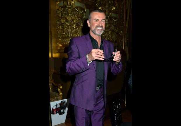 Musician George Michael (Foc Kan/WireImage/Getty Images)