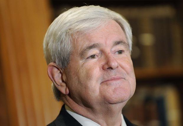 El ex presidente de la Cámara Newt Gingrich - Cumple años en junio.