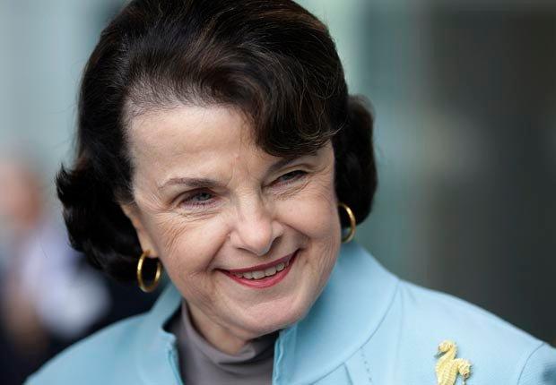 Senator Dianne Feinstein (Marcio Jose Sanchez/AP Images)