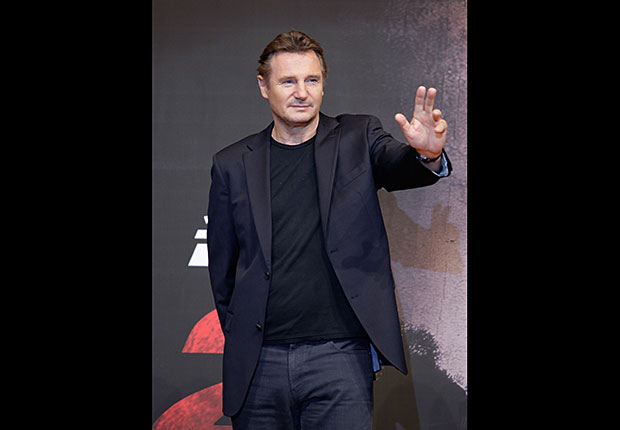 Actor Liam Neeson, No Way They're 60+ Celebrities