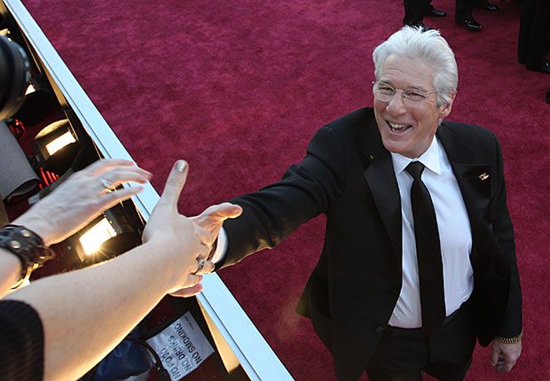 Actor Richard Gere, No Way They're 60+ Celebrities