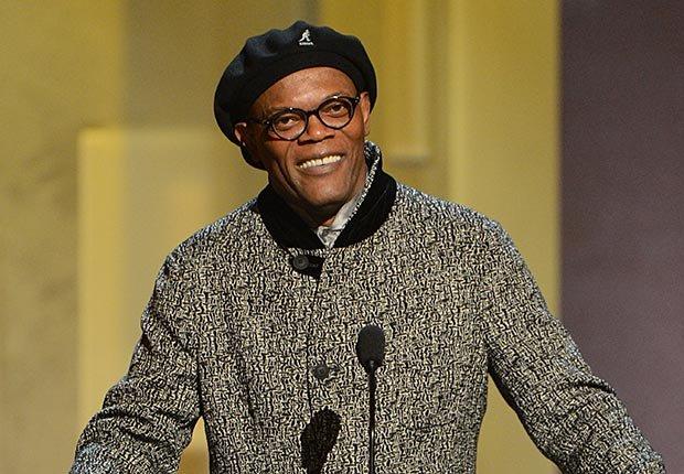 Actor Samuel L. Jackson, Increible que estos artistas  tengan más de 60 años