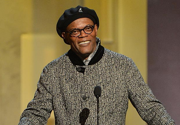 Actor Samuel L. Jackson, No Way They're 60+ Celebrities