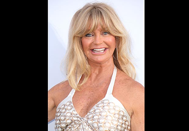 Actress Goldie Hawn, No Way They're 60+ Celebrities