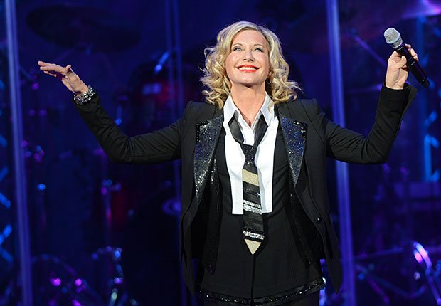 Performer Olivia Newton-John, No Way They're 60+ Celebrities