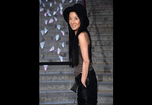 Designer Vera Wang, No Way They're 60+ Celebrities