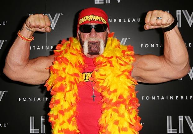 Hulk Hogan cumple 60 años en Agosto 11 - Feliz cumpleaños a estos artistas