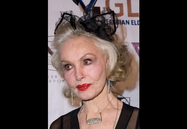 Julie Newmar turns 80 on August 16. (Vincent Sandoval/Getty Images)