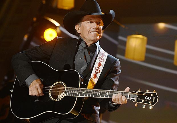 Musician George Strait, No Way They're 60+ Celebrities