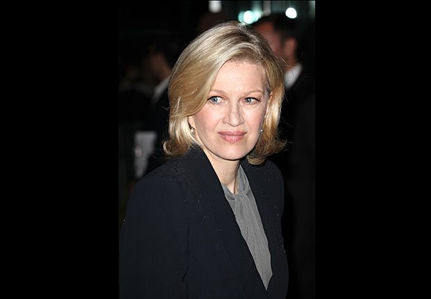 News anchor Diane Sawyer, No Way They're 60+ Celebrities