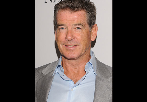 Actor Pierce Brosnan, No Way They're 60+ Celebrities