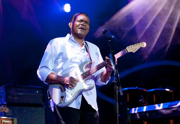 Robert Cray turns 60 on August 1. (David Redfern/Getty Images)