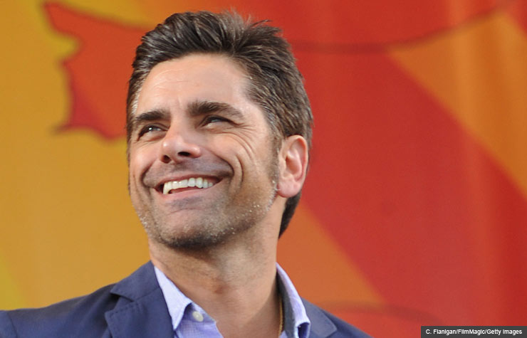 John Stamos turns 50 on August 19. (C. Flanigan/FilmMagic/Getty Images)
