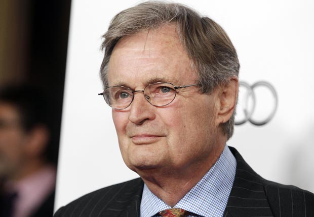 Actor David McCallum poses at Academy of Television Arts & Sciences (Fred Prouser/Reuters/Corbis)