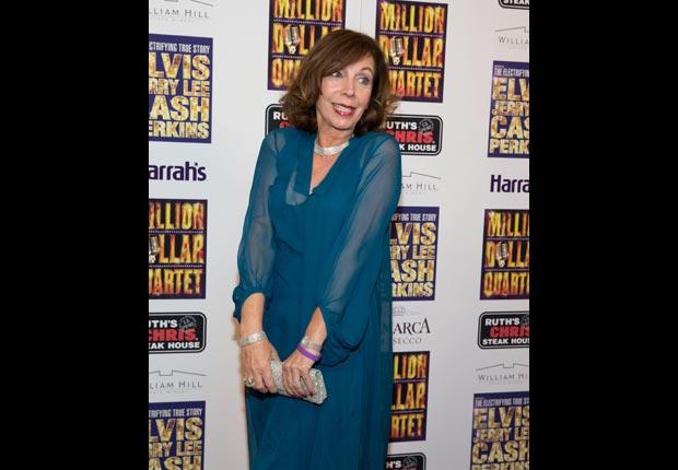 Rita Rudner pictured at Million Dollar Quartet opening night at Harrah's (RD/Kabik/Corbis)