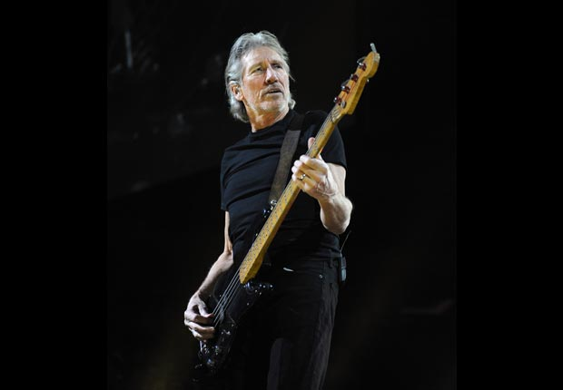 Roger Waters performs at 12-12-12 a concert benefiting The Robin Hood Relief Fund to aid the victims of Hurricane Sandy (Kevin Mazur/WireImage/Getty Image)