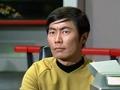 George Takei as Hikaru Sulu (CBS via Getty Images)
