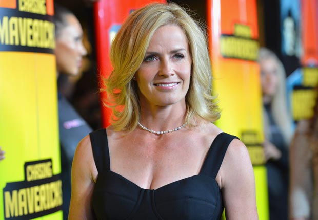 Elisabeth Shue, 50. October milestone birthdays. (Alberto E. Rodriguez/Getty Images)