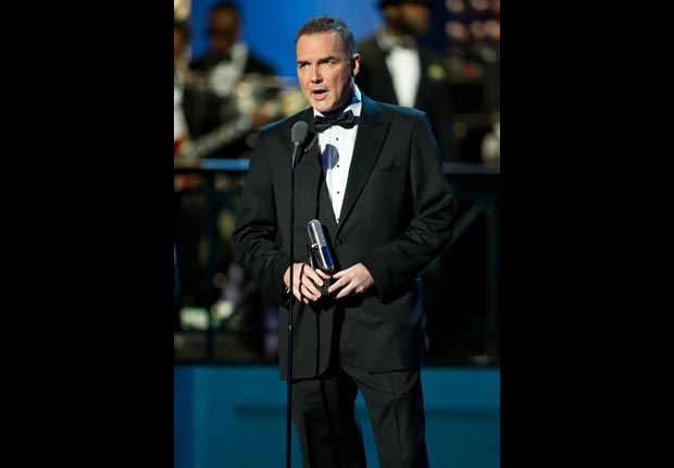 Norm MacDonald, 50. October milestone birthdays. (Gilbert Carrasquillo/FilmMagic/Getty Images)