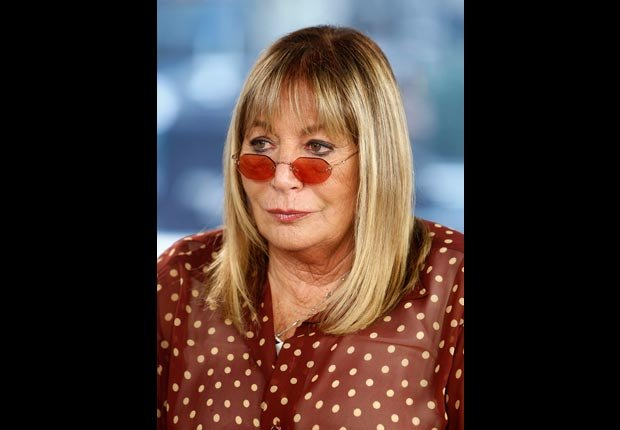 Penny Marshall, 70. October milestone birthdays. (Peter Kramer/NBC/Getty Images)