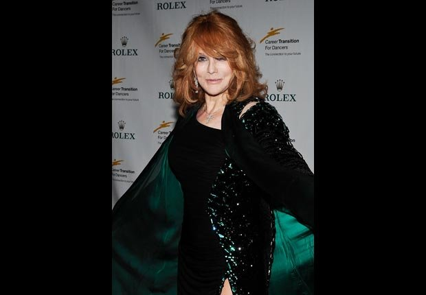 Ann-Margret. No Way They're 70+. (Daniel Zuchnik/Getty Images)