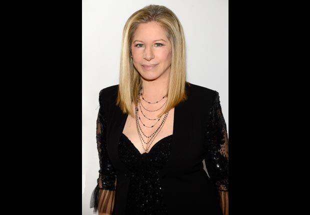 Barbra Streisand. No Way They're 70+. (Kevin Mazur/WireImage/Getty Images)