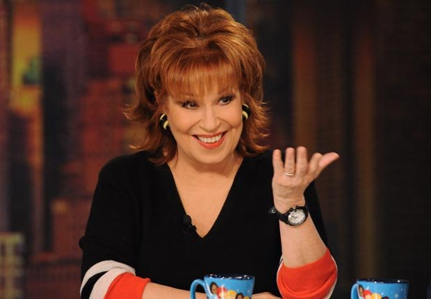 Joy Behar. No Way They're 70+. (Donna Svennevik/ABC/Getty Images)