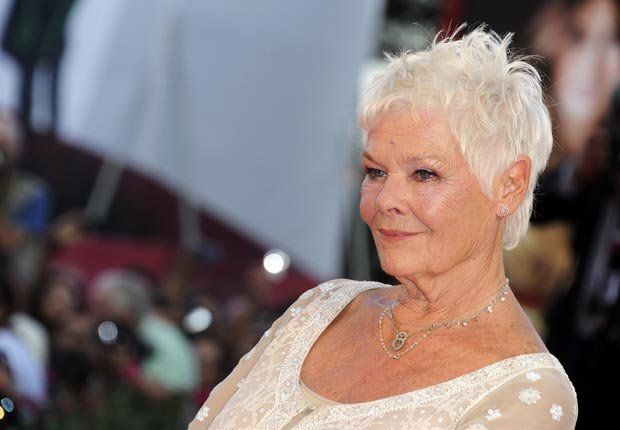 Judi Dench. No Way They're 70+. (Judi Dench. No Way They're 70+)