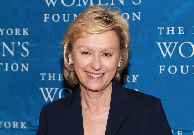 Tina Brown, 60. (Robin Marchant/Getty Images)